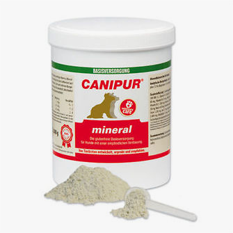 CANIPUR - mineral 500 g Dose