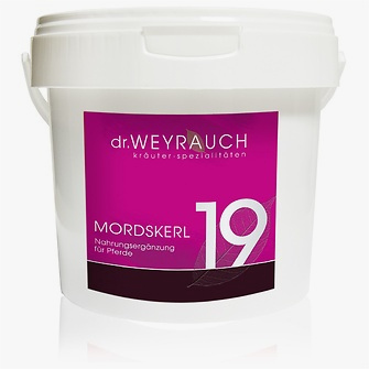 Dr. Weyrauch Nr. 19 Mordskerl 1,5kg